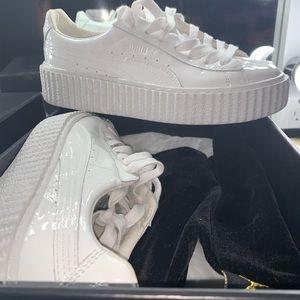 Fenty - Basket Creepers Glo Rihanna (White)